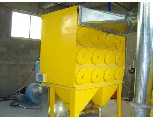 雷蒙磨机配套滤筒式单机脉冲除尘器