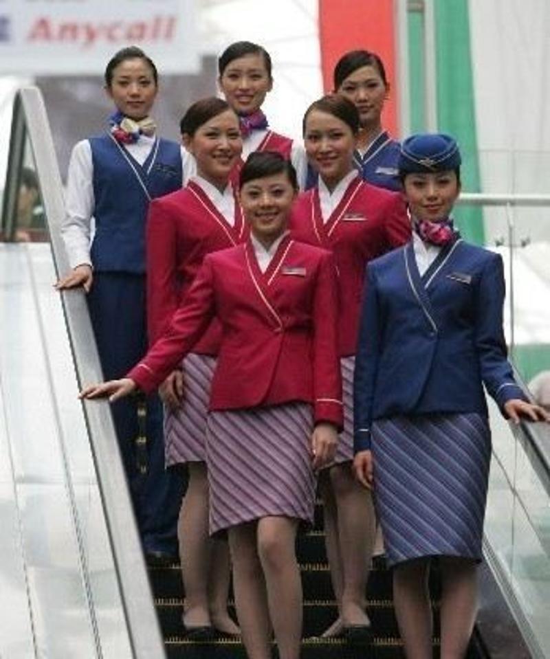 哪所空姐学校订单式学校比较好图片