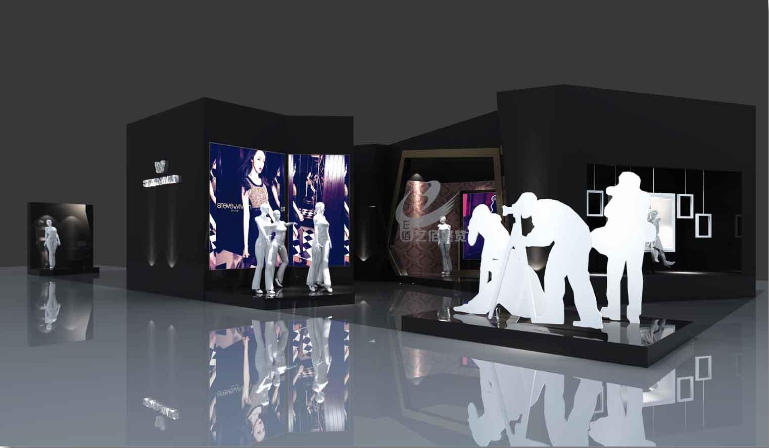 道具展览制作工厂 美陈布置 活动策划 舞台搭建