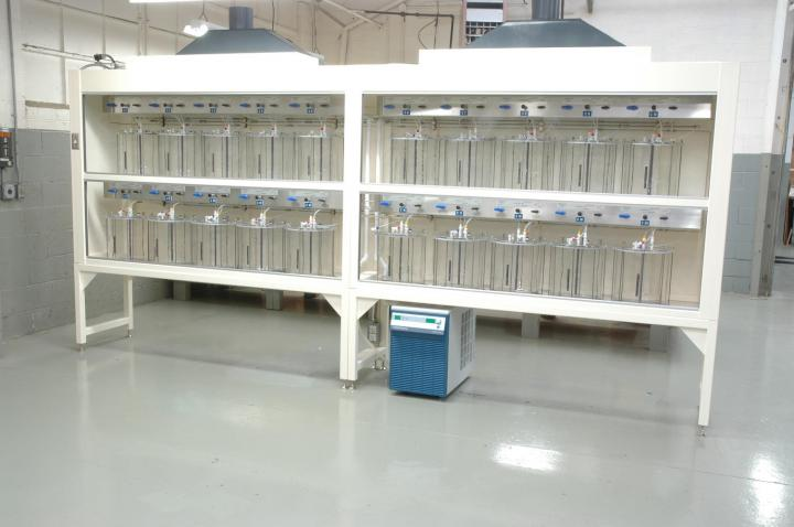 SSC硫化氢应力腐蚀检测