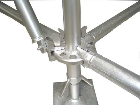 银川盘扣式钢管脚手架的价格哪个厂家低?