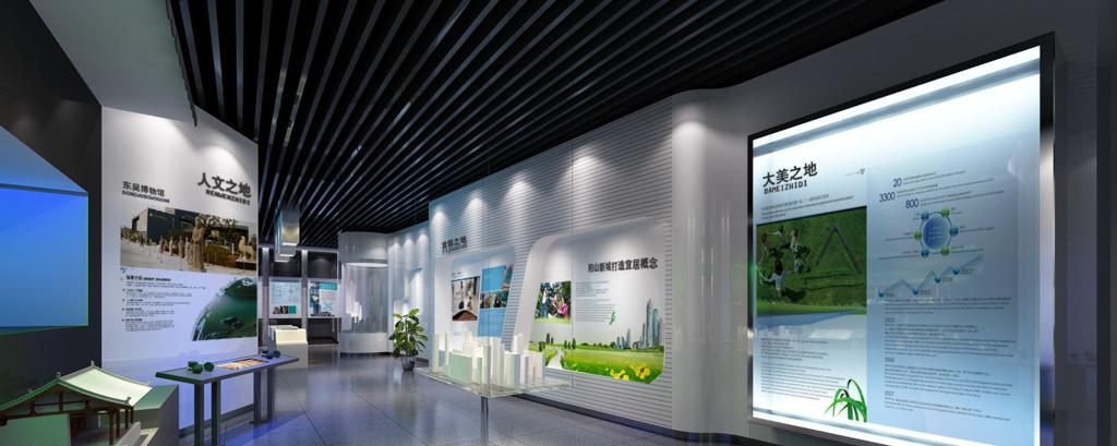 长期致力于西北地区博物馆,科技馆,企业展厅(览)馆,城市展览馆,城建
