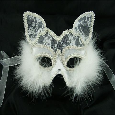 猫咪面具图案大全