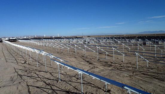 太阳能光伏发电,光伏支架
