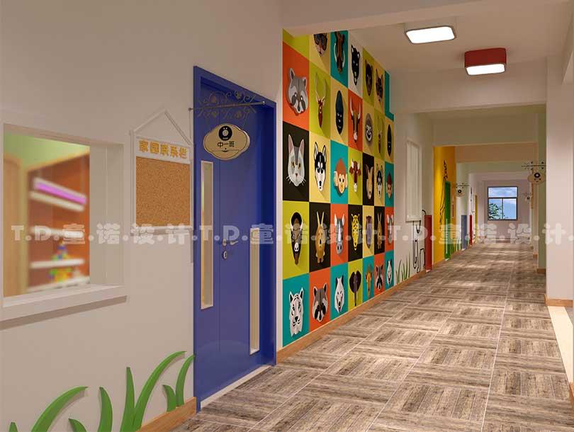深圳幼儿园装修设计公司 幼儿园装饰设计 幼儿园规划设计