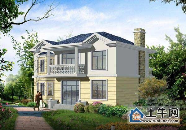 漂亮实用的农村自建房设计图纸-别墅图片大全,别墅户型图  商品