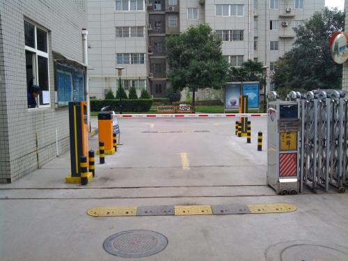 供应车牌识别管理系统-西安百成电子科技有限公司