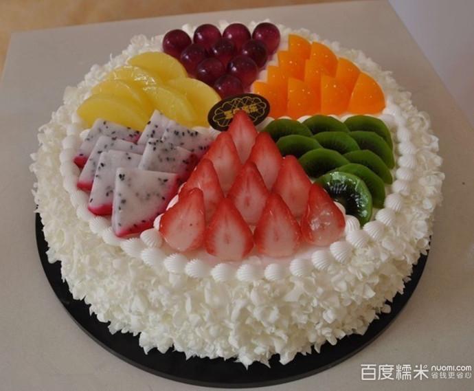 (3)蛋糕乃手工制作产品,不同的糕点师对图片上花型的理解不同以及制作