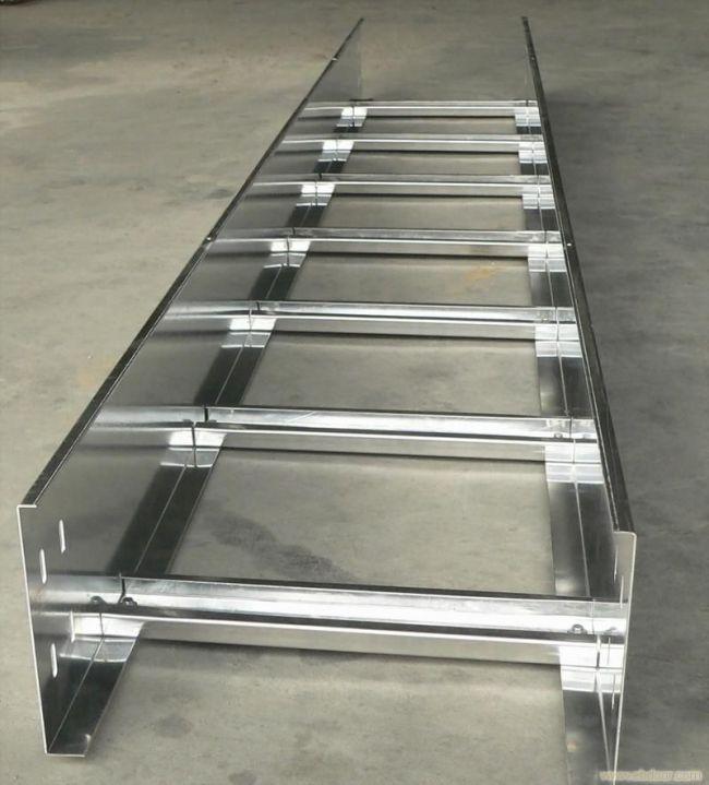 供应电缆桥架 梯式不锈钢桥架