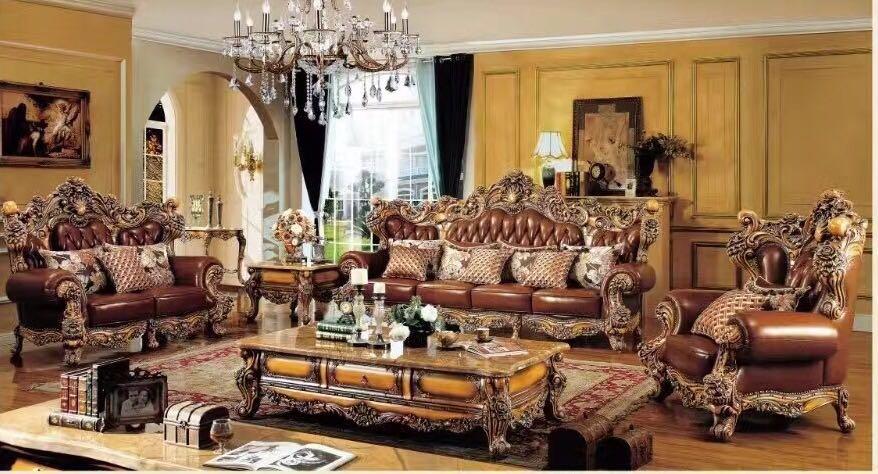 供应欧式实木家具,小美式家具,高端实木定制家具-佛山