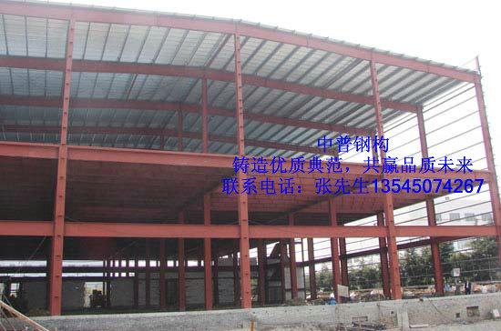 供应武汉东西湖走马岭钢结构工程公司仓储物流设计施工