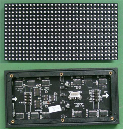 供应室内p6高清全彩led显示屏单元板模组现货批发