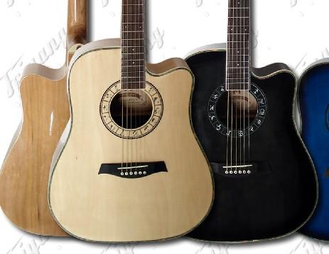 41寸木吉他