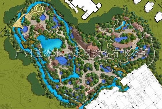 供应水上乐园设计