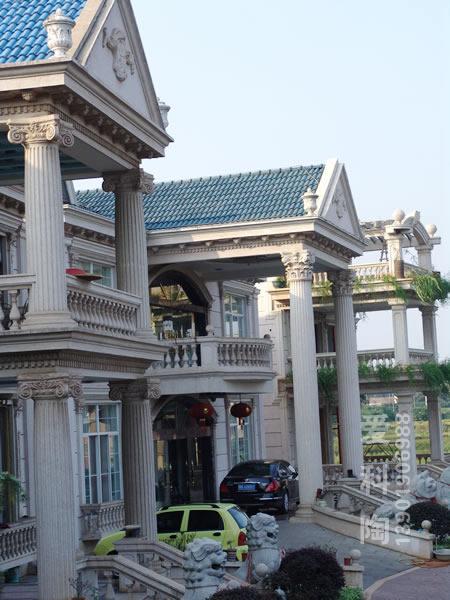 供应台州别墅外墙 供应杭州欧式建筑