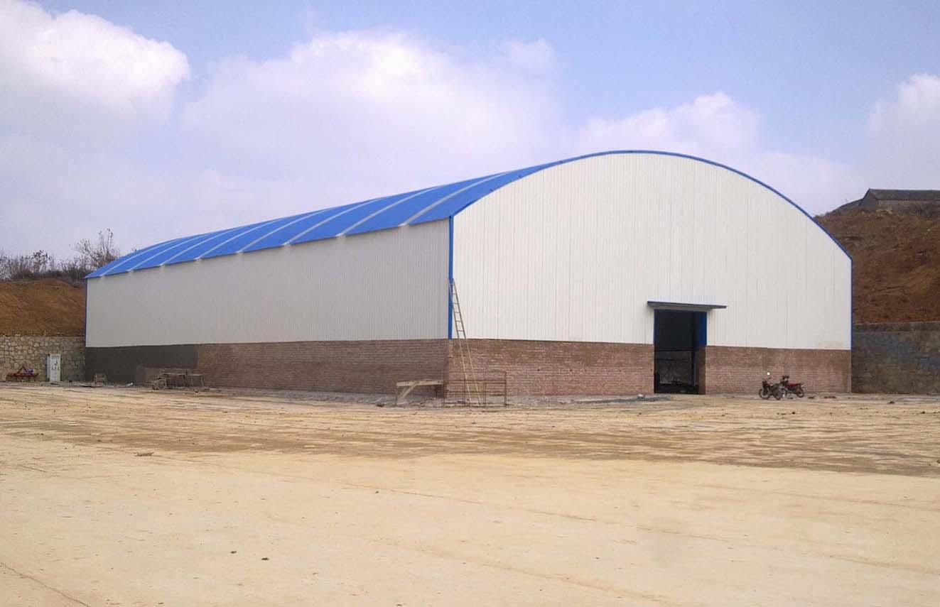 供应 钢结构厂房-钢结构焊接-设计制作安装图片