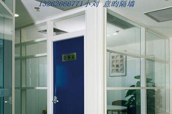 供应全国销量 上海单层玻璃隔断YYPP系列单层玻璃隔断批发