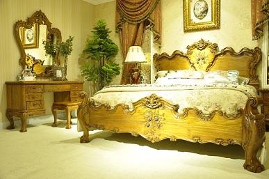 欧式家具,欧式风格,欧式家具图片,实木家具,卧室床,别墅家具
