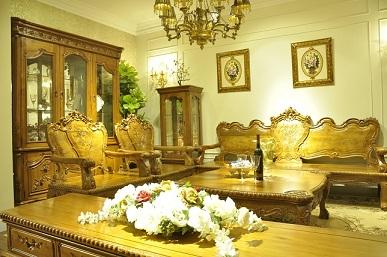 欧式家具别墅家具