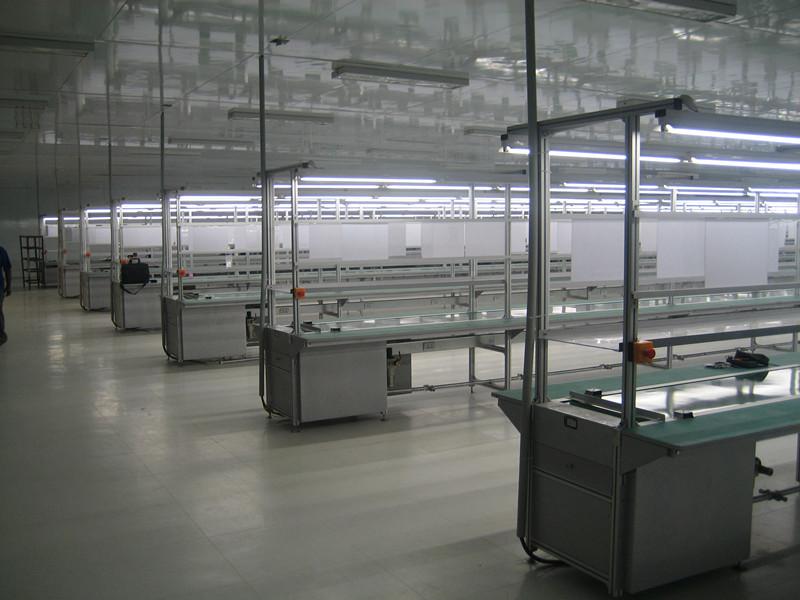 供应麻涌流水线厂家 中堂组装线 万江输送线 南城皮带线