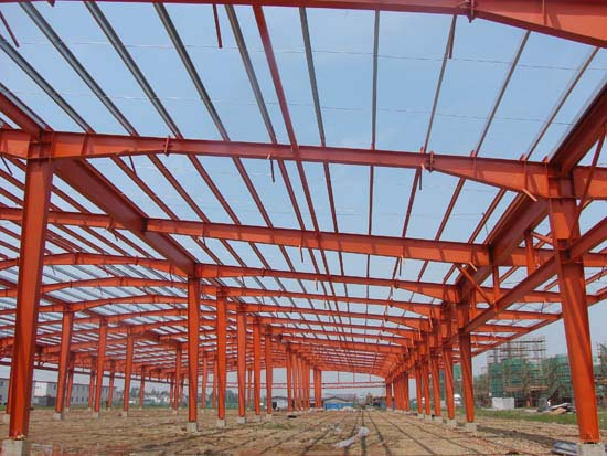 各种大型钢结构【大型,安全,实用】