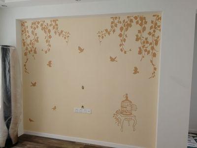 专业施工艺术漆,硅藻泥,金箔漆,银箔漆,水泥漆,蓝天白云等,免费上门
