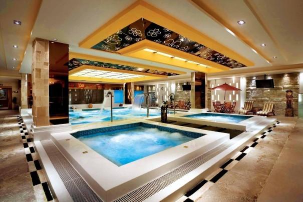 洗浴中心浴室设计