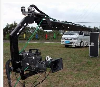 广州录像摄影摄像影视制作广播级高清拍摄摇臂轨道转