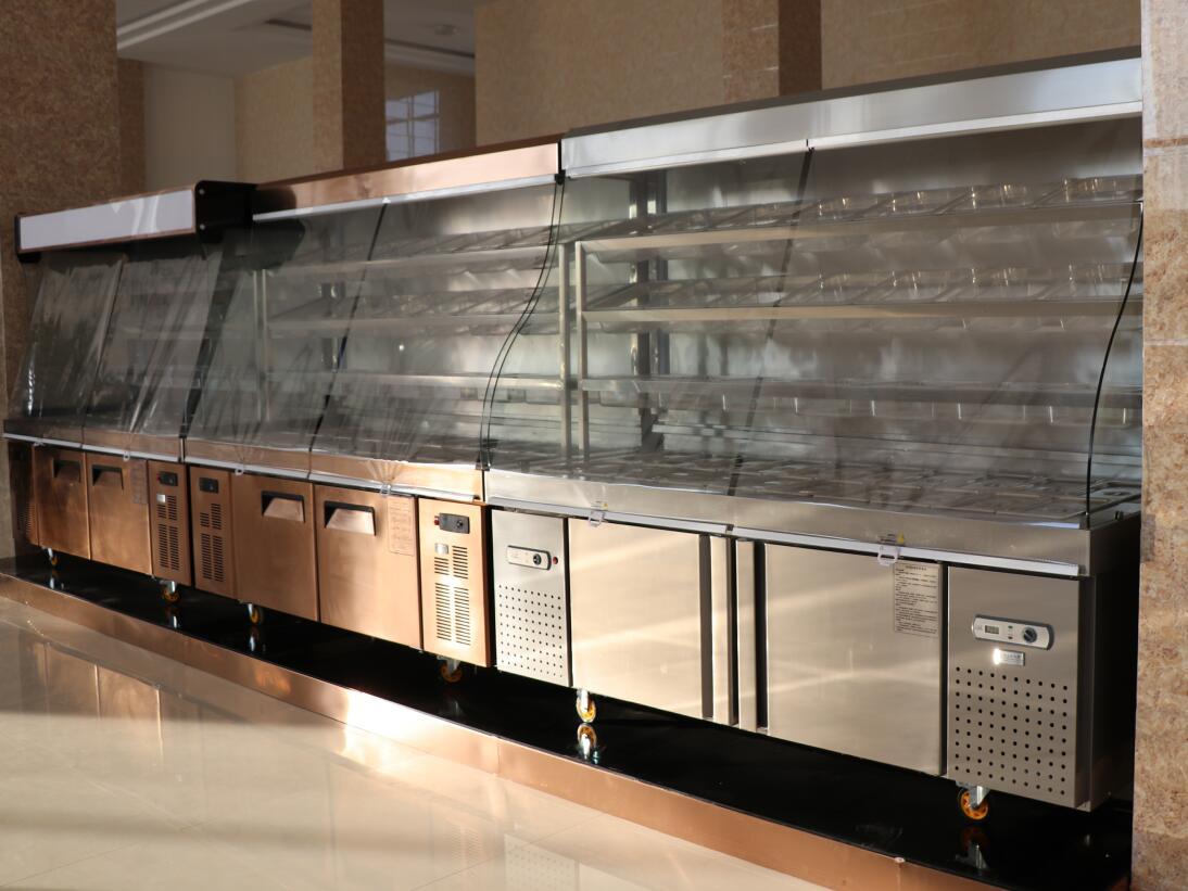 这种麻辣烫保鲜柜不制冷这个部件坏的最多!大家维修的时候要注意