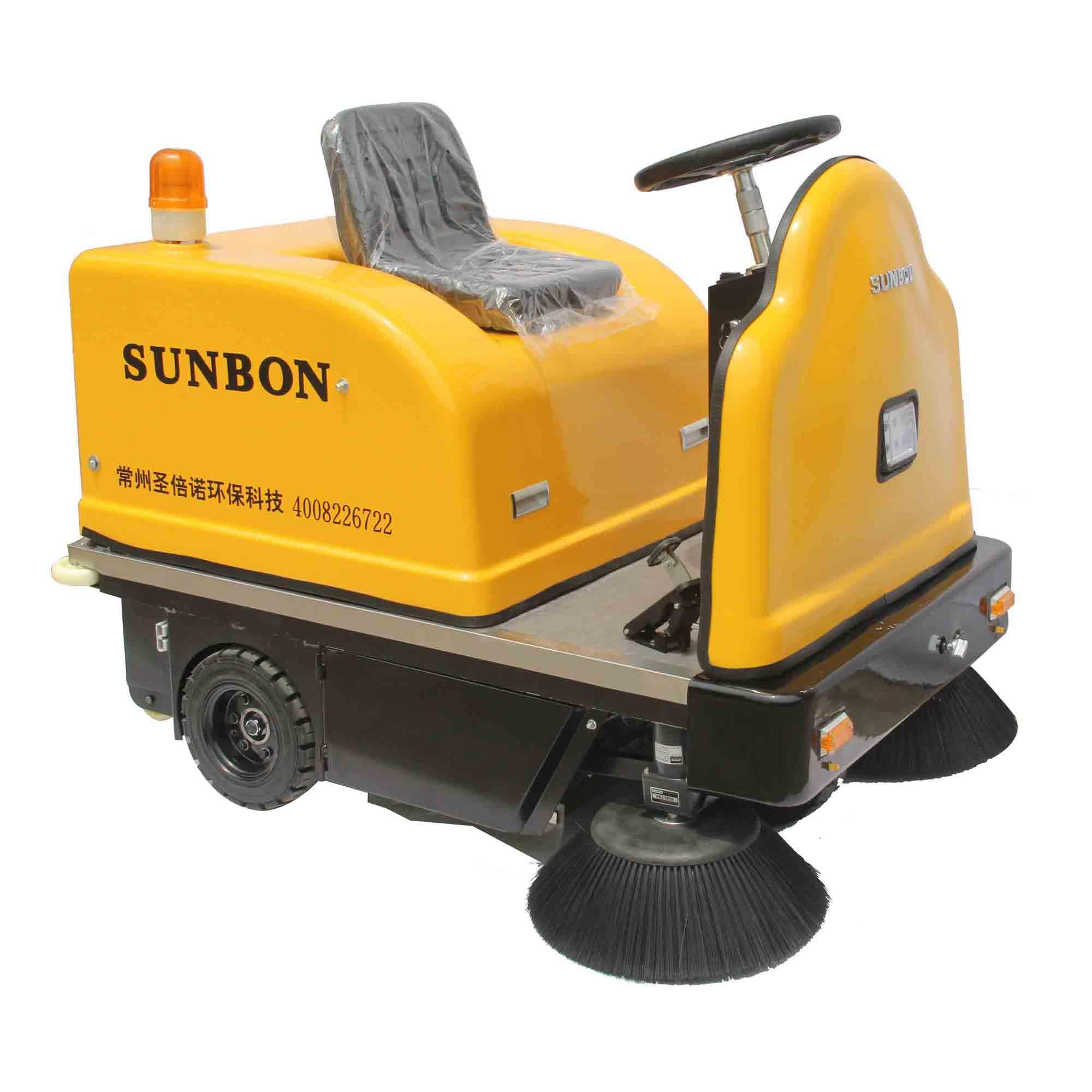 常州電動掃地機制造商