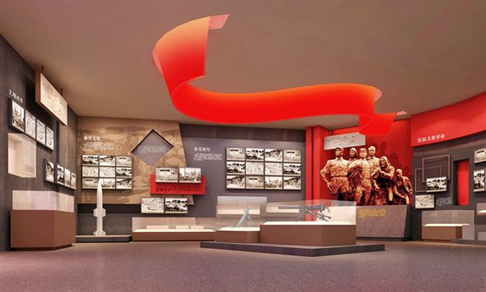 郑州科技展厅装修设计 一定要让客户感受到个性化体验