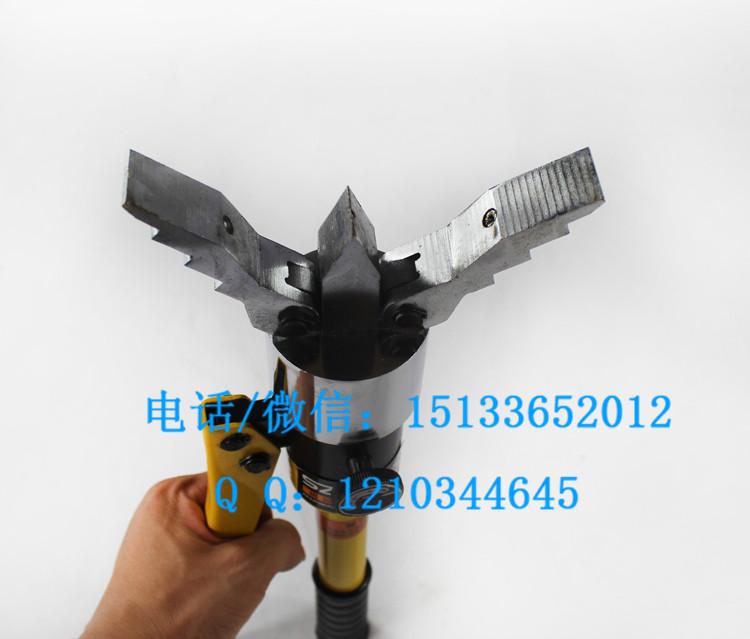 yq-30 铝合金液压法兰分离器 手动液压扩张器图片