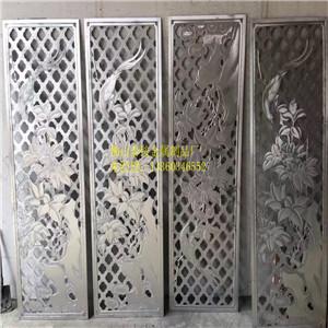 哪里有别墅铝雕刻护栏安装 弧形雕花护栏订做铝板雕刻护栏 比价格我行