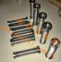 供应克朗斯灌装机配件灌装阀不锈钢波纹管图片