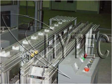 发动机曲轴装配生产线