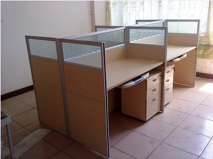 办公桌组装步骤图解
