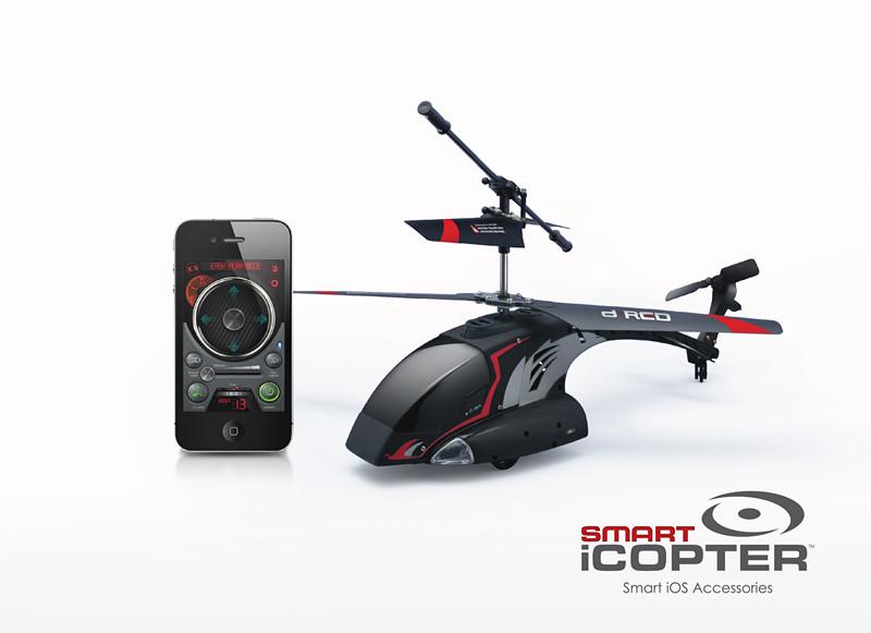 smart icopter智能飞机