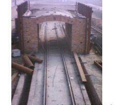 台车式带钢退火炉 砖结构