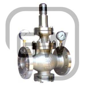 y43h先导式活塞式蒸汽减压阀      y43h先导式活塞式蒸汽减压阀结构特