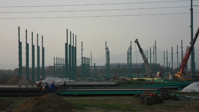 求购钢结构安装制作工程