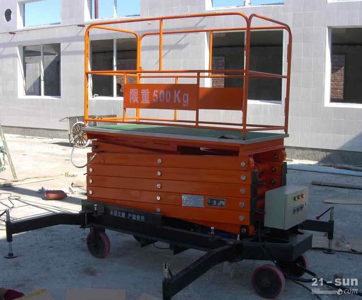 济南龙腾升降机械有限公司,是专业生产液压升降设备的企业.图片