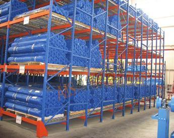 重力式货架_南京爱维斯物流装备制造有限公司图片