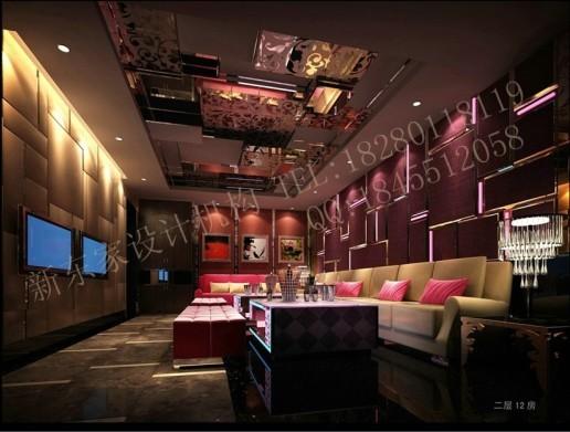 (图片)成都娱乐休闲会所|ktv会所|酒吧设计装修规划