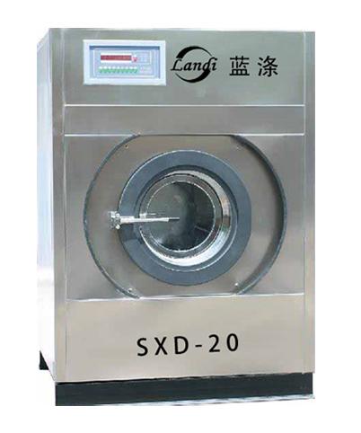 石家庄隔离式干洗机