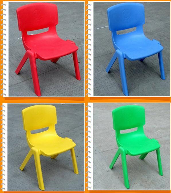 供应育才牌塑料儿童椅子-重庆智慧鸟玩具厂