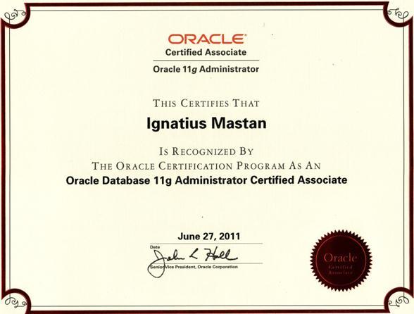 oracle 数据库模板