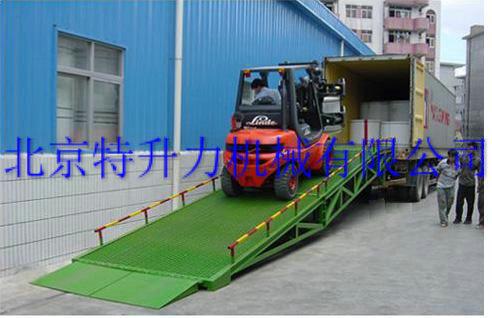 装卸升降平台,北京升降机,固定式登车桥,移动式登车桥,液压升降机图片