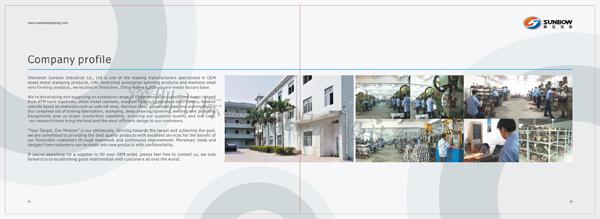供应深圳|宝安设计公司|福永|沙井安防画册设计