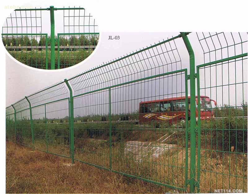 供应高速公路铁路护栏网