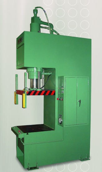 供应单柱c型液压机-佛山市康力达合兴液压机械有限图片